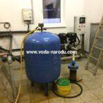 Замена гидроаккумулятора в частном доме