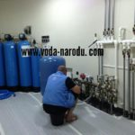 Замена гидроаккумулятора на 300 литров