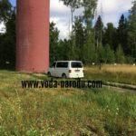 Обслуживание водонапорных башен Рожновского
