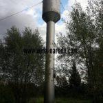 Промывка и очистка водонапорной башни реагентами