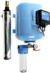 Услуги по обустройству скважин на воду