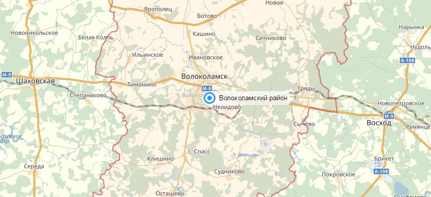 Бурение, чистка и ремонт скважин в Волоколамском районе