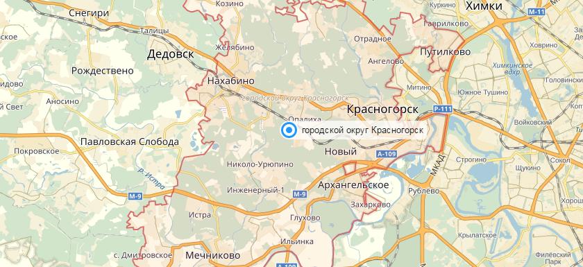 Ремонт, бурение и очистка скважин в Красногорском районе