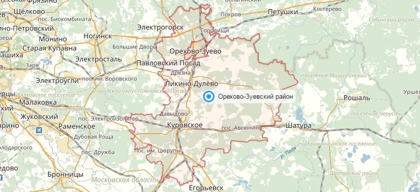 Ремонт скважин, чистка, бурение в Орехово-Зуевском районе