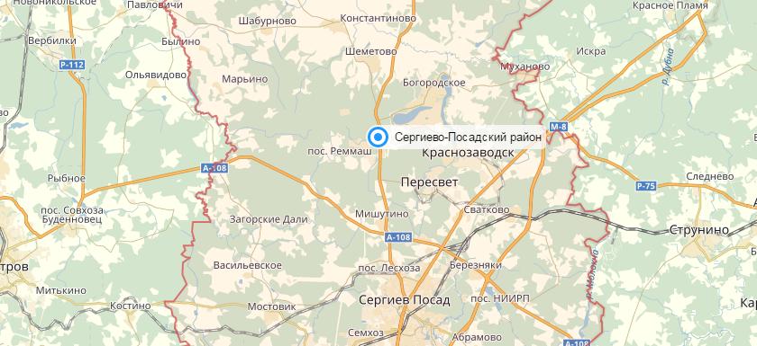 Чистка и ремонт скважин в Сергиево-Посадском районе