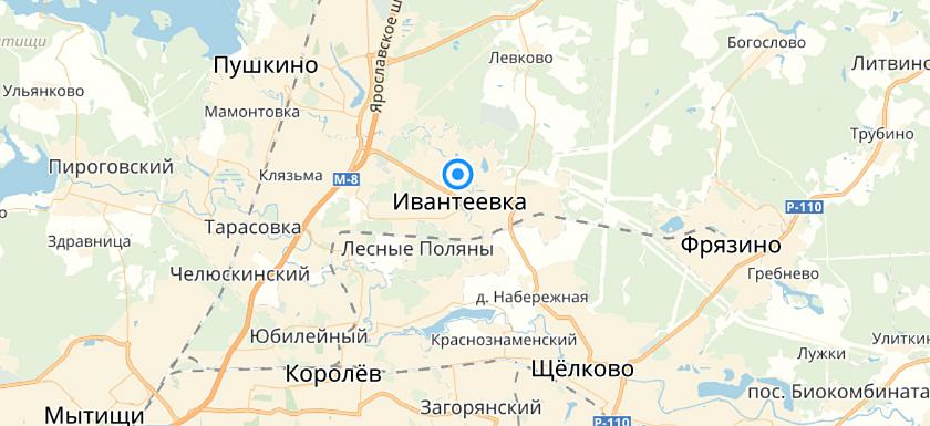 Бурение, чистка и ремонт скважин в Ивантеевке Московской области