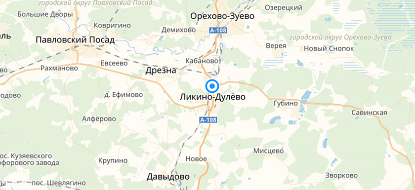 Бурение, чистка и ремонт скважин в Ликино-Дулёво Московской области