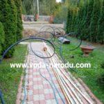 Обустройство скважины в Одинцовском районе