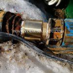 Работы по замене скважинного насоса
