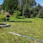 Каротаж, геофизические исследования артезианской скважины в Московской области