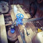 Замена насоса ЭЦВ в артезианской скважине