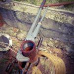 Ремонт скважины — замена насоса