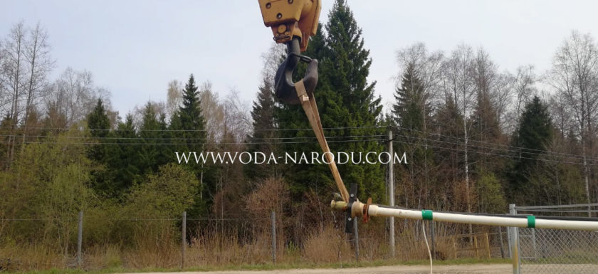 Замена водяного насоса