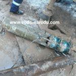 Насос ЭЦВ оторвался от водоподъёмной трубы и упал в скважину
