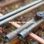 Замена водоподъёмной трубы скважины стоимость
