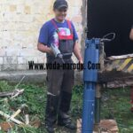 Замена насоса в скважине в Серпуховском районе