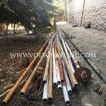 Замена насоса и металлических труб в скважине Балашиха