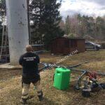 Ремонт скважин в Сергиево-Посадском районе