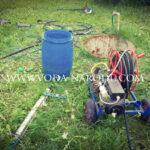 Чистка скважин в Клинском районе