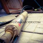 Ремонт частной скважины на даче