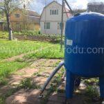 Замена расширительного бака для холодной воды